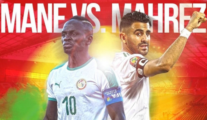 Senegal vs Algeria betting odds