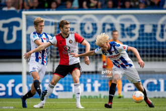 Heerenveen vs Feyenoord Predictions and Tips 11.08.2019
