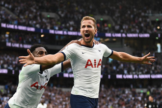 Tottenham 3-1 Aston Villa: Watch All Match Goals