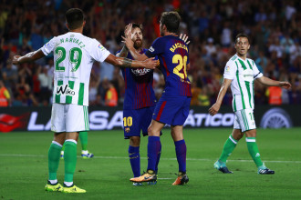 Barcelona vs Real Betis Predictions and Tips 25.08.2019