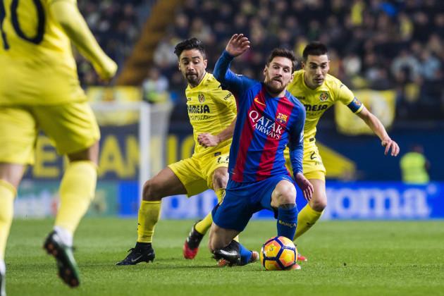 FC Barcelona vs Villarreal 5-0 All Goals and Highlights ...  |Barcelona- Villarreal