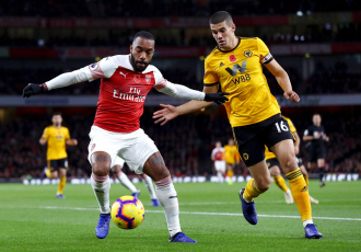 Arsenal vs Wolves Prediction and Betting Preview, 02 Nov 2019