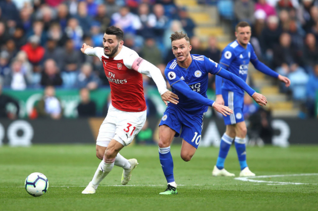 Leicester vs Arsenal Prediction