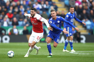 Leicester vs Arsenal Prediction and Betting Preview, 09 Nov 2019