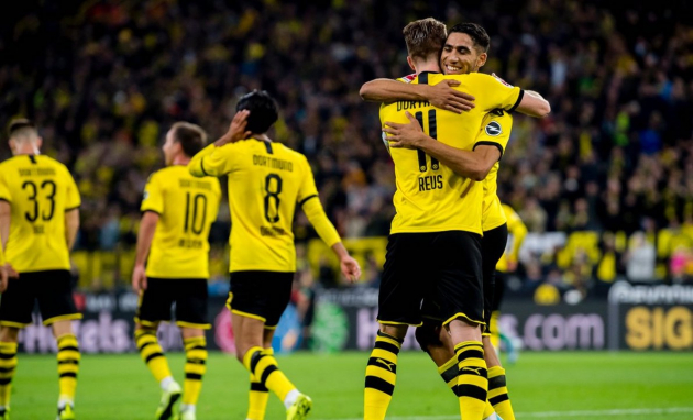 Dortmund vs Paderborn Prediction