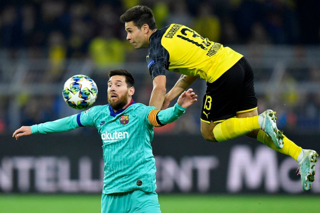 Barcelona vs Borussia Dortmund Prediction