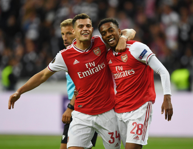 Arsenal vs Eintracht Frankfurt Prediction