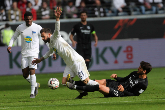 Eintracht Frankfurt vs Hertha Berlin Prediction and Betting Preview, 06 Dec 2019