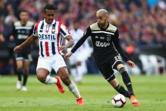 Ajax vs Willem II Prediction and Betting Preview, 06 Dec 2019