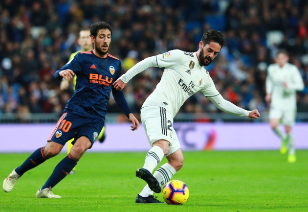 Valencia vs Real Madrid Prediction