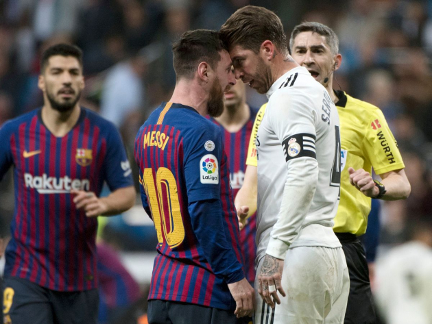 Barcelona real madrid betting preview lucky sports betting poker
