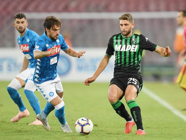 Sassuolo Vs Napoli Prediction And Betting Preview 22 Dec 2019