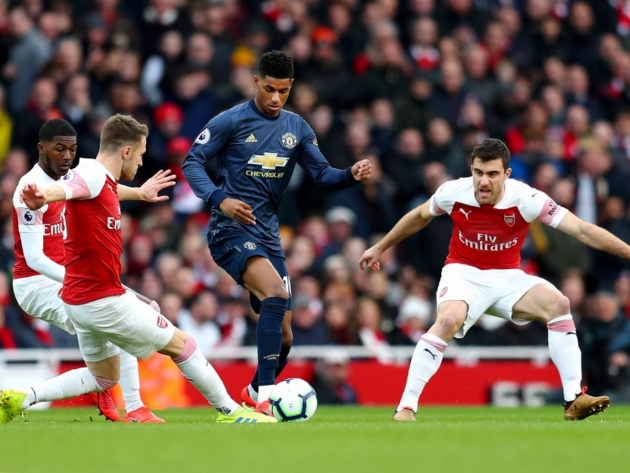 Arsenal vs Manchester Utd Prediction