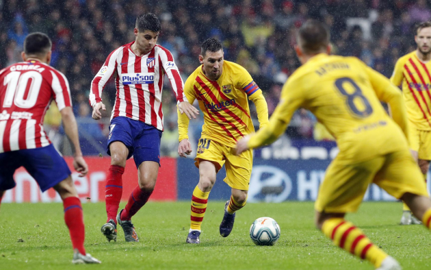 Barcelona vs Atletico Madrid Prediction