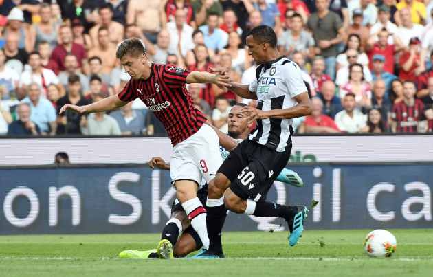 AC Milan vs Udinese Prediction