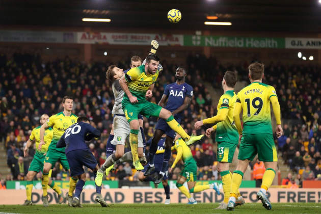 Tottenham vs Norwich Prediction