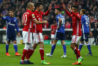 Bayern Munich vs Schalke Prediction and Betting Preview 25 Jan 2020
