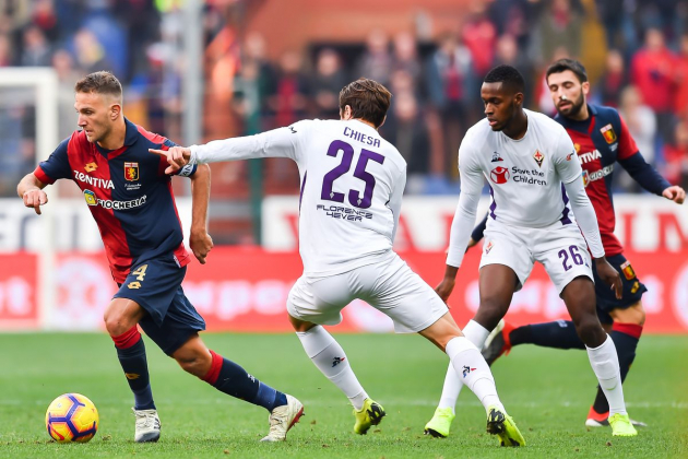 Genoa fiorentina betting preview bet on news events