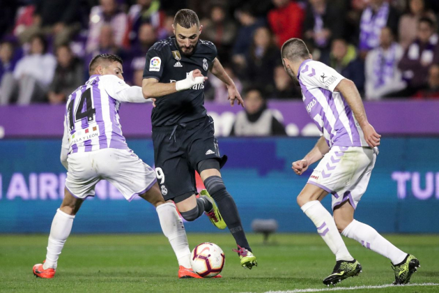 Real madrid valladolid betting preview joelmir betting jornalista sandra