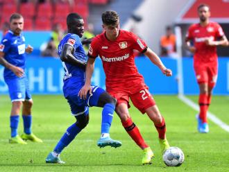 Hoffenheim vs Bayer Leverkusen Prediction and Betting Preview 01 Feb 2020
