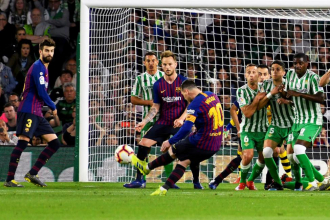 Real Betis vs Barcelona Prediction and Betting Preview, 09 Feb 2020