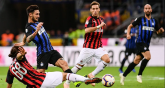 Inter MIlan vs AC Milan Prediction and Betting Preview, 09 Feb 2020