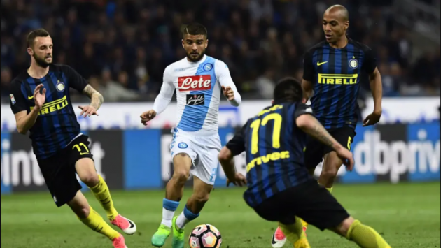 Napoli inter betting preview on betfair visiting a casino and betting on college sports