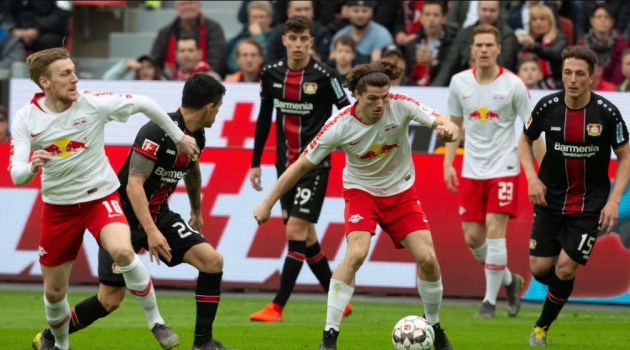 Leipzig Vs Leverkusen