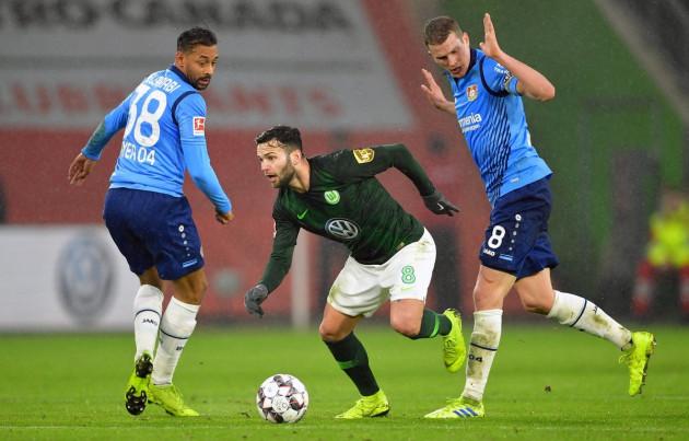 Bayer Leverkusen Wolfsburg