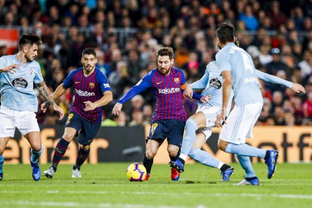 Celta vigo vs barcelona betting preview cash out betting calculator paddy