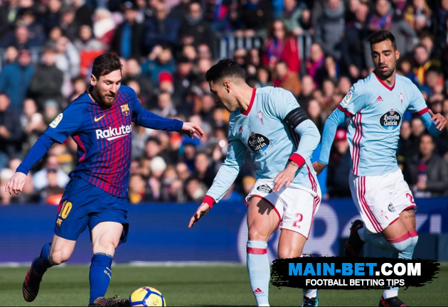 Celta vigo barcelona betting preview horse betting odds and payouts in horse