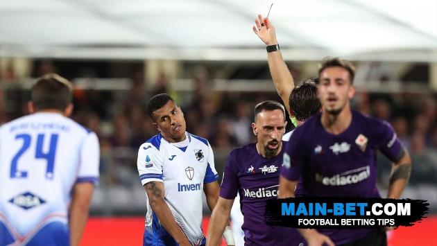 Fiorentina vs sampdoria betting preview nfl cardiff vs nottingham betting expert sports