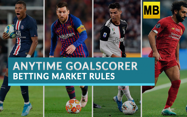 Last goalscorer betting rules sports betting africa half time results